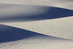 White Sands in the Tularosa Basin