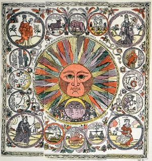 18th century astrology