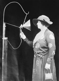 Demonstration of the wireless telephone