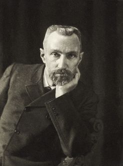 Pierre Curie, French physicist
