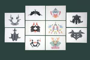 <b>Inkblot</b><br>Selection of 5 items