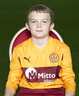 08/09/10 - 10090806 - MOTHERWELL F.C. FIR PARK - MOTHERWELL. Paul Graham