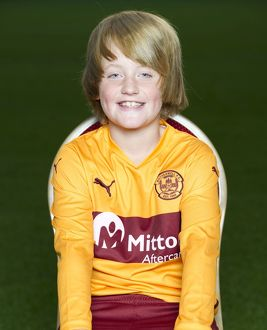 08/09/10 - 10090806 - MOTHERWELL F.C. FIR PARK - MOTHERWELL. Kyle Fleming