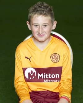 08/09/10 - 10090806 - MOTHERWELL F.C. FIR PARK - MOTHERWELL. Christopher Bruce