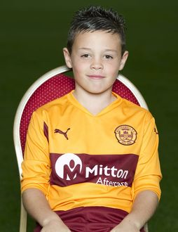 08/09/10 - 10090806 - MOTHERWELL F.C. FIR PARK - MOTHERWELL. Ryan McLean