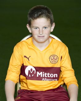 08/09/10 - 10090806 - MOTHERWELL F.C. FIR PARK - MOTHERWELL. Jake Hastie