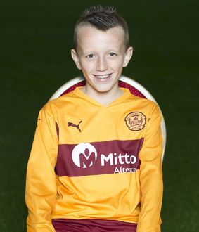 08/09/10 - 10090806 - MOTHERWELL F.C. FIR PARK - MOTHERWELL. David Turnbull