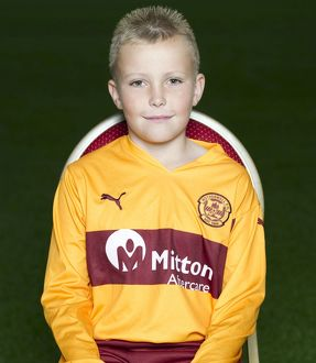 08/09/10 - 10090806 - MOTHERWELL F.C. FIR PARK - MOTHERWELL. Dylan Monks