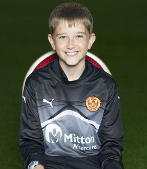 08/09/10 - 10090806 - MOTHERWELL F.C. FIR PARK - MOTHERWELL. Ross Paton