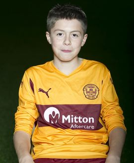 08/09/10 - 10090806 - MOTHERWELL F.C. FIR PARK - MOTHERWELL. Conor Smith