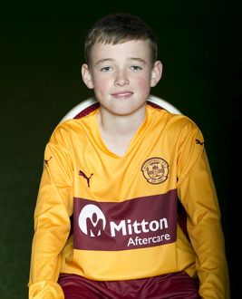 08/09/10 - 10090806 - MOTHERWELL F.C. FIR PARK - MOTHERWELL. David Fair