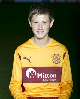 08/09/10 - 10090806 - MOTHERWELL F.C. FIR PARK - MOTHERWELL. David Waite