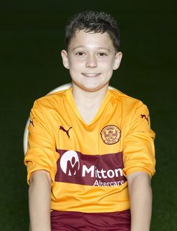 08/09/10 - 10090806 - MOTHERWELL F.C. FIR PARK - MOTHERWELL. Conor McCorry