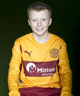 08/09/10 - 10090806 - MOTHERWELL F.C. FIR PARK - MOTHERWELL. Andrew Forrest