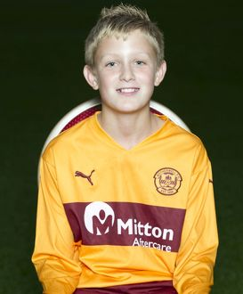 08/09/10 - 10090806 - MOTHERWELL F.C. FIR PARK - MOTHERWELL. Gregory Molloy