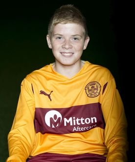 08/09/10 - 10090806 - MOTHERWELL F.C. FIR PARK - MOTHERWELL. Christopher Cadden