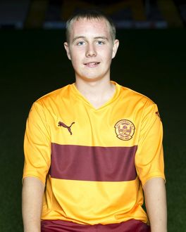 08/09/10 - 10090806 - MOTHERWELL F.C. FIR PARK - MOTHERWELL. Christopher Hetherington