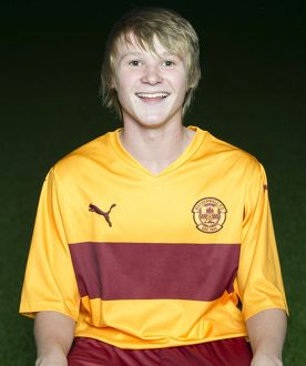 08/09/10 - 10090806 - MOTHERWELL F.C. FIR PARK - MOTHERWELL. Christopher O'Neil