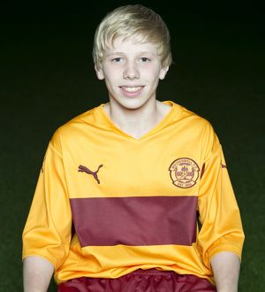 08/09/10 - 10090806 - MOTHERWELL F.C. FIR PARK - MOTHERWELL. Paul McCafferty