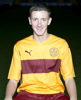 08/09/10 - 10090806 - MOTHERWELL F.C. FIR PARK - MOTHERWELL. Mark O'Hagan