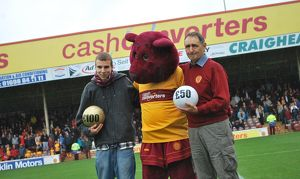 Cash Converters Challenge - Hearts (Selection of 6 Items)