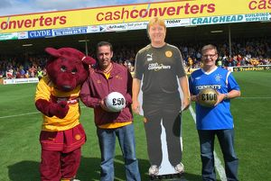 Cash Converters Challenge - Rangers (Selection of 9 Items)