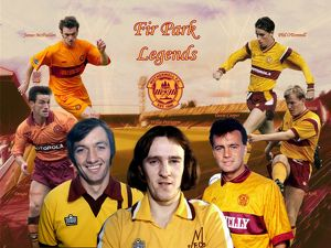 Fir Park Legends Montage Print