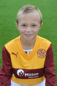 Motherwell Youth team.