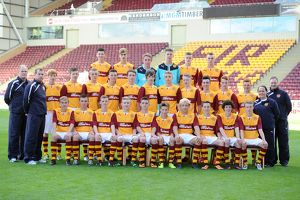 Motherwell Youth team