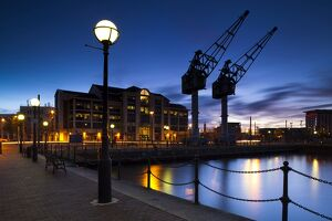 England, Greater Manchester, Salford Quays