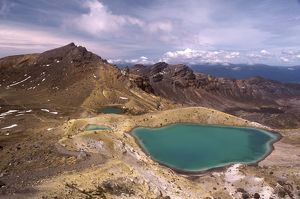 NEW ZEALAND, Central Plateau, Tongariro National Park