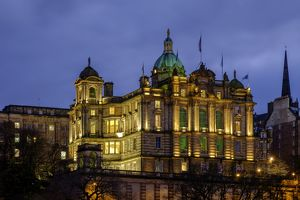 Scotland, Edinburgh, Bank of Scotland