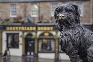 Scotland, Edinburgh, Greyfriars Bobby