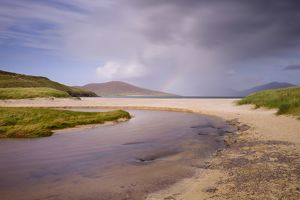 Scotland, The Isle of Harris, Horgabost