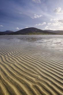Scotland, The Isle of Harris, Seilebost