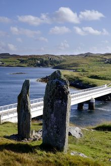 Scotland, Outer Hebrides, Bernera