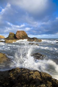 Scotland, Scottish Borders, St Abbs