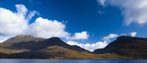 Scotland, Scottish Highlands, Beinn Eighe NNR