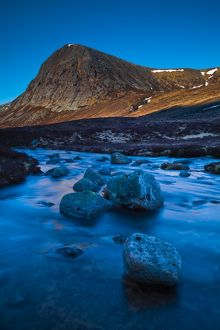 Scotland, Scottish Highlands, Cairngorms National Park. The Devil's Point
