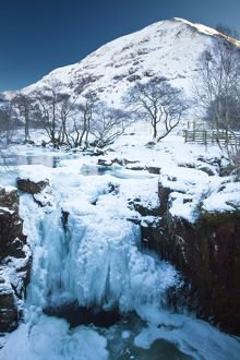 Scotland, Scottish Highlands, Glen Nevis