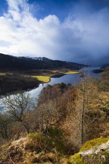 Scotland, Scottish Highlands, Loch Tummel