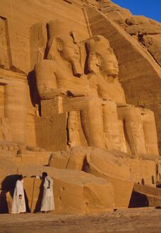 Abu Simbel, Egypt, North Africa