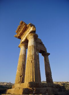 Agrigento, UNESCO World Heritage Site