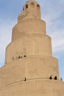 Al Malwuaiya Tower (Malwiya Tower) (minaret)