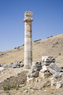 Archaeological site of Hierapolis
