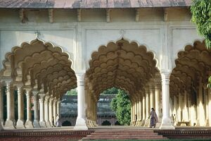 Arches, the Red Fort