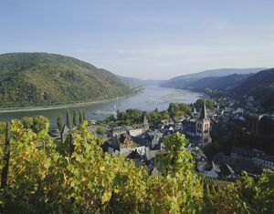 Bacharach, Rhine Valley