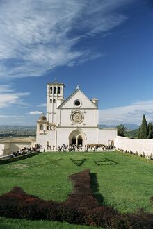 Basilica di San Francesco, where the body of St