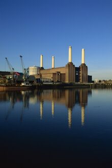 battersea power station london england united