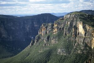 Blue Mountains, UNESCO World Heritage Site, New South Wales (N.S.W.), Australia, Pacific